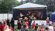 Park Fest se uskutečnil v sobotu v parku u Roškotova divadla v Ústí nad Orlicí.