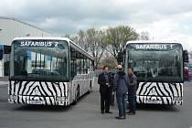 Nový safaribus.