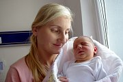 Lucie Žabková je prvním dítětem Hany a Jiřího z Horních Libchav. Když se 25. 5. v 10.59 hodin narodila, vážila 3,260 kg.