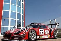 Za volant závodního speciálu WR9 usedne o víkendu v Ústí nad Orlicí Vladimír Vitver starující za SVC Náchod.
