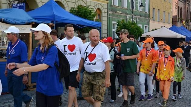 Den Letohradu v  Niemcze.