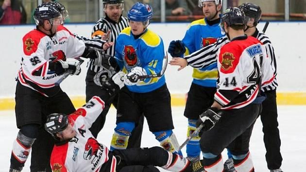 Hokejisté Lanškrouna