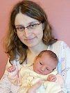 Veronika Pávková je prvorozená dcera Pavly a Pavla z Ústí nad Orlicí. Narodila se 13. 5. v 14.43 hodin a vážila 3300 g.