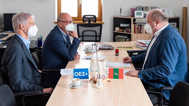 3,5 milionu korun pro město Letohrad od závodu OEZ ze skupiny Siemens č.3