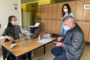 Zbigniew Czendlik se nechal naočkovat proti koronaviru.