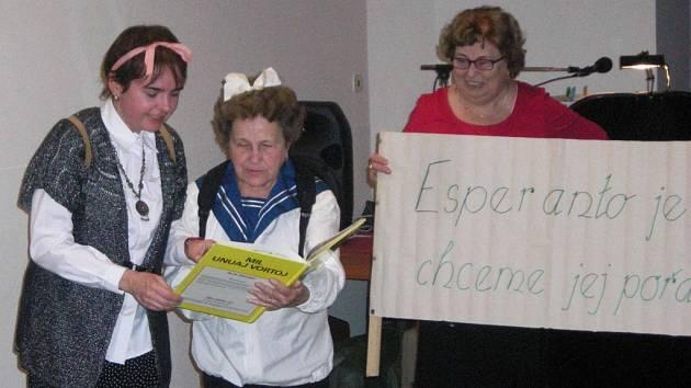 Esperantský Silvestr.