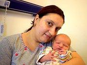 Šimon Magyar dělá radost Janě a Luďkovi z Litomyšle. Narodil se 10. 12. v 1.16 hodin, kdy vážil 3,860 kg. Sestry se jmenují Tiffany Izabela a Denisa.