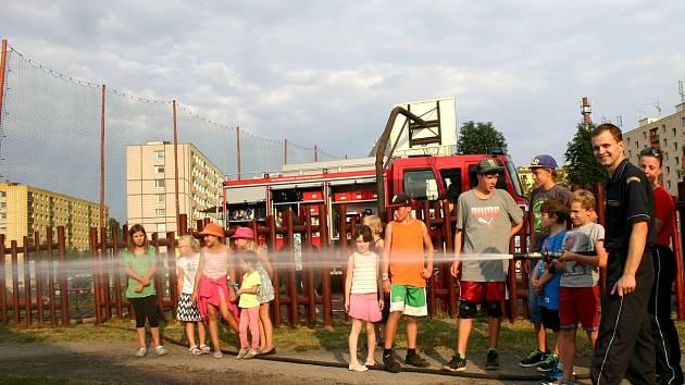 Kam po prázdninách v Žamberku - ilustrační foto z akce v roce 2016.