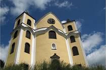 Mezi nejatraktivnější místa česko-polského pohraničí patří bezesporu kostel v Neratově.