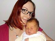 Adéla Lučanová se narodila s váhou 4004 g dne 20. 10.v 9.35 hodin Gabriele a Lukášovi z Králík. Doma na ni již čekají sourozenci Natálie a Jakub.
