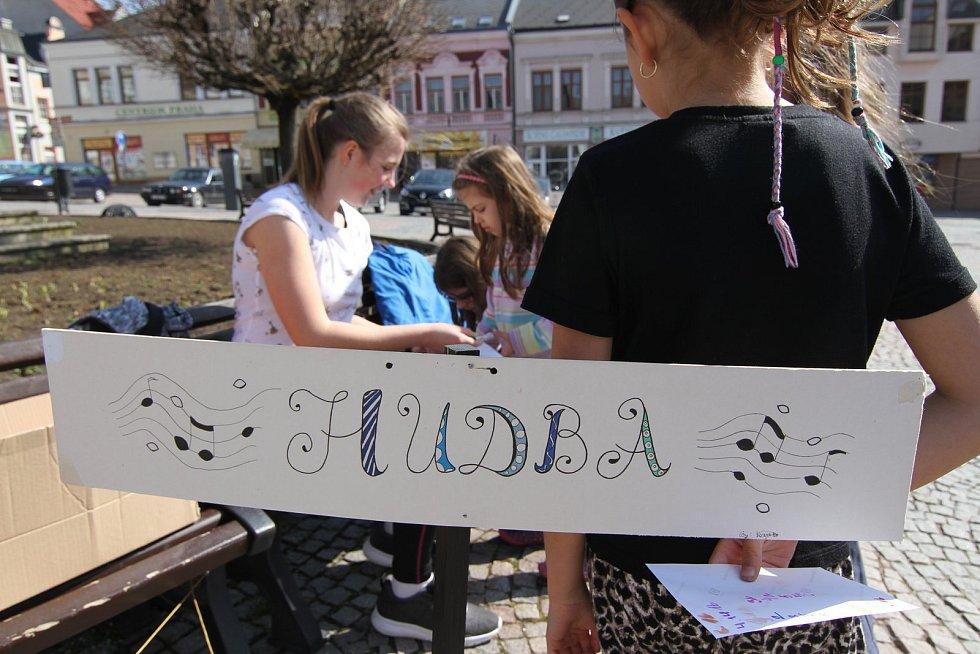 Jeden svět v Ústí nad Orlicí.