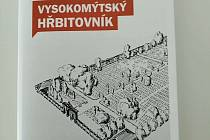 Nově vydaná publikace Vysokomýtský hřbitovník.