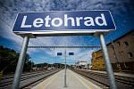 Rekonstrukce nádraží v Letohradě na Orlickoústecku