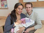 Valentina Dorňáková je dalším dítětem Moniky a Ondřeje ze Svitav. Narodila se 16. 11. v 8.31 hodin, vážila 3,59 kg. Bráška se jmenuje Daniel.