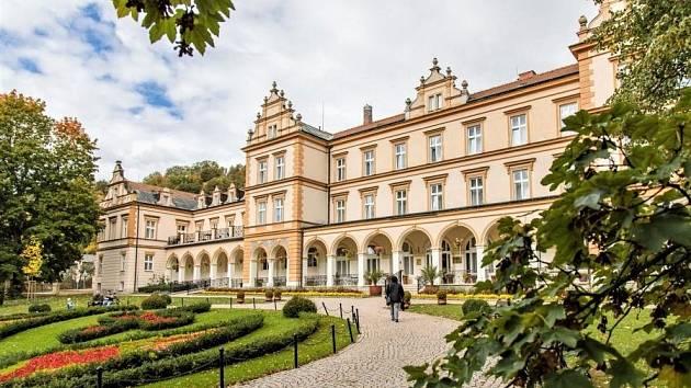 Rehabilitační ústav v Brandýse na Orlicí