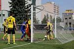 Fotbalisté Ústí prohráli v Horních Počernicích s Vyšehradem 0:2.