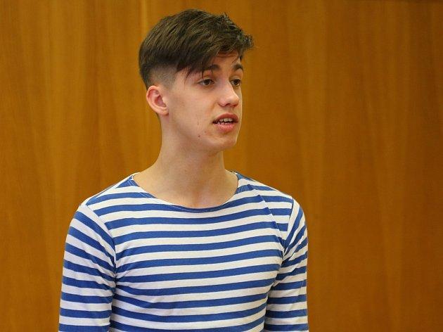 Recitační soutěž studentů - oblastní kolo tradičního festivalu poezie Wolkrův Prostějov.