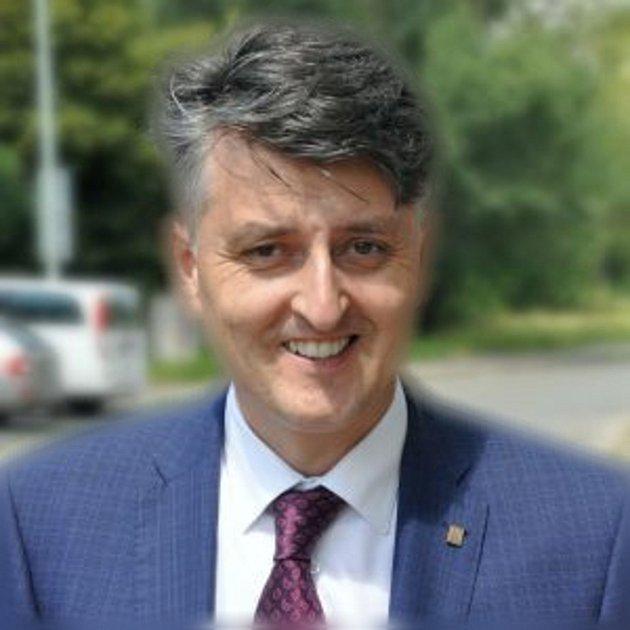 Jiří Svoboda, generální ředitel Správy železnic