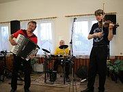 Pepino Band v Týnišťku.