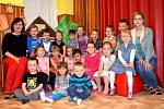 Mateřská škola Tisová.