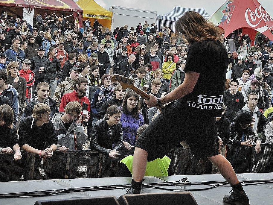 Jam Rock v Žamberku. Ilustrační foto.