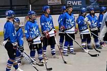 Letohradské hokejbalistky