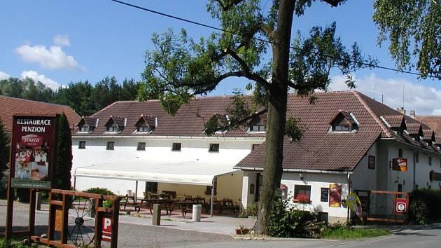 Penzion Jangelec Vysoké Mýto.