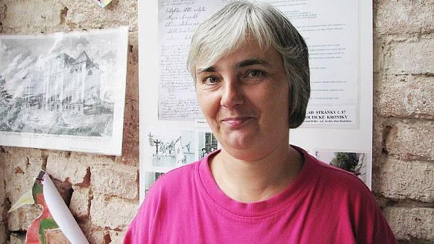 Krasava Šerkopová