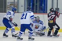 Kohouti prohráli se Závodní hokejovou na nájezdy.