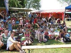 Multižánrový festival Orlická brána 2015.