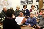 Akademii volného času odstartovala Věra Ludíková.