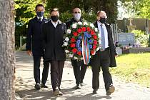 Výročí osvobození si připomněli i v Ústí nad Orlicí