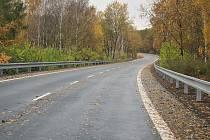 Na podzim by měla začít modernizace silnice z Ústí nad Orlicí do Skuhrova