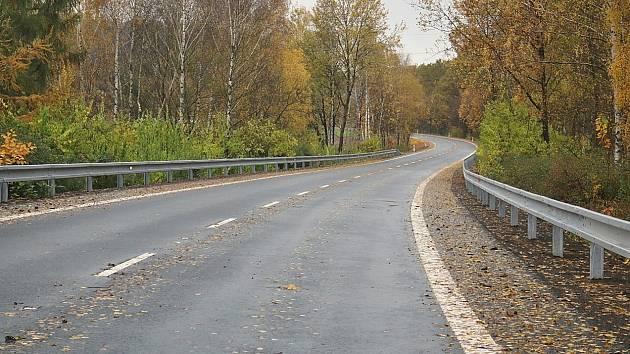 Začíná modernizace silnice z Ústí nad Orlicí do Skuhrova