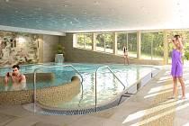 Rehabilitační ústav v Brandýse bude mít nový bazén do dvou let.