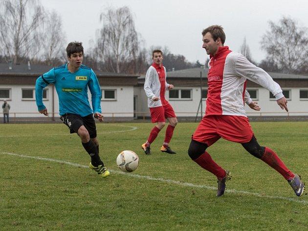 Krajský přebor ve fotbale: Česká Třebová - Heřmanův Městec.