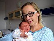 Anežka Junková je prvním dítětem Šárky a Karla ze Žamberka. Světlo světa spatřila 24. 7. v 17.48 hodin, kdy vážila 3,52 kg.