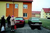 Také nemalá část obyvatel nového sídliště v Rudolticích se při nákupu bytu spolehla jistě na možnost hypotečního úvěru.