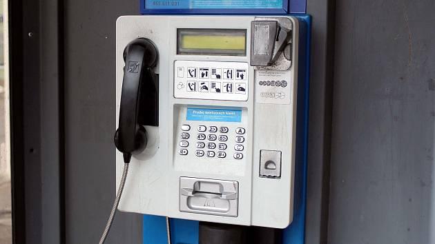 Rok 2020: konec telefonních budek?