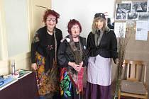 Čarodějnice dorazily do brandýského klubu seniorů.