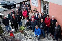 Tradiční setkání bývalých českotřebovských motocyklových závodníků.