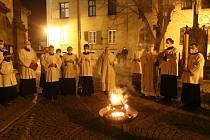 Velikonoce a slavnost Zmrtvýchvstání Páně v Ústí nad Orlicí.