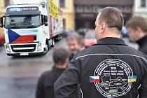 Firma Isolit-Bravo vypravila další humanitární konvoj na Ukrajinu.