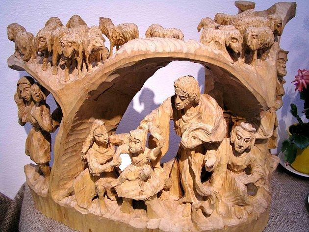Betlém v Žamberku.