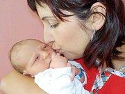 Martin Šeda bude v Zářecké Lhotě jako prvorozený syn těšit rodiče Ivu a Martina. Narodil se 8. 7. v 1.11 hodin a vážil 3060 g.