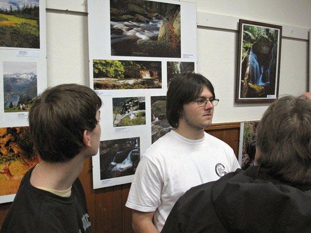 Z vyhlášení výsledků fotosoutěže Příroda hor.