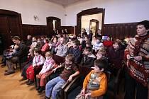 V pátek byly v Ústí nad Orlicí vyhlášeny výsledky soutěže Vánoce a betlém.