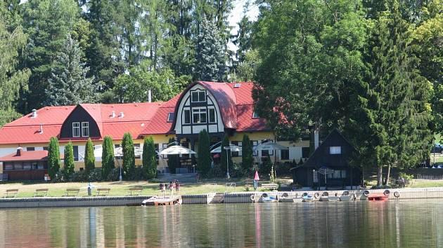 Rybník Dlouhý u Lanškrouna.