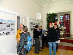 Letecká výstava v Chocni.