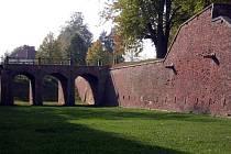Pevnost Josefov.